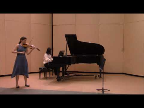 Wieniawski Etude-Caprice Op. 18 No. 4 (arr. Kreisler)