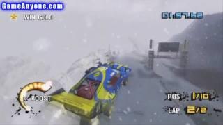 Motorstorm: Arctic Edge - PS2 - 57 - Long Way Down