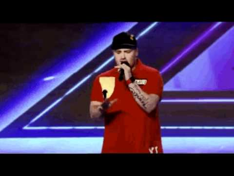 X Factor Joseph Anteater The X Factor Auditions...