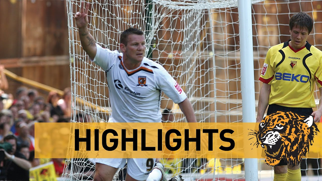 Download Watford 0 The Tigers 2   Match Highlights   11th May 2008