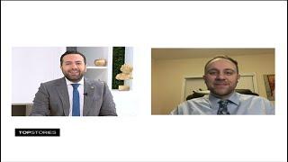 Top Stories - 21/02/2021 - د. ايلي سعادة - مبادرة توعوية لأطباء لبنانيين في أميركا عن لقاح كورونا
