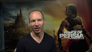 Prince of Persia - Jordan Mechner Interview