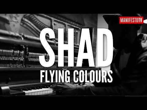 Shad - Flying Colours (Behind the Scenes) - Manifesto TV - YouTube