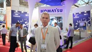 ЗАО ''Инстройтехком-Центр'' (ИСТК) на выставке Нефть и Газ (MIOGE) 2015