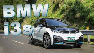 都會電能先驅 嘉偉哥長期試駕 BMW I3s
