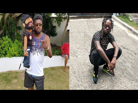 """""""Me Alone'"""" Beenie Man Respond To Popcaan Again In Style & Pattern With New Music"""