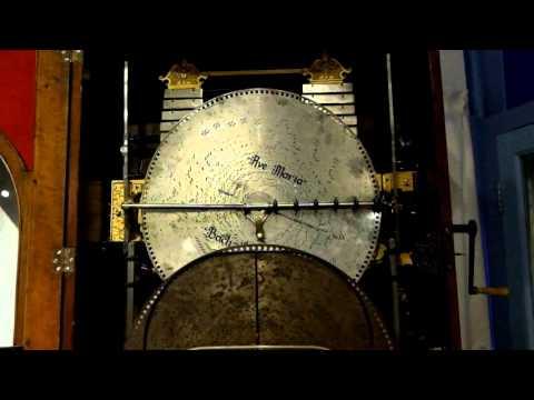 Ave Maria (Bach-Gounod) on Polyphon 5 Music Box
