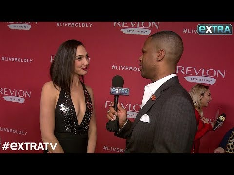 Gal Gadot Reveals the Only Time She Was Starstruck