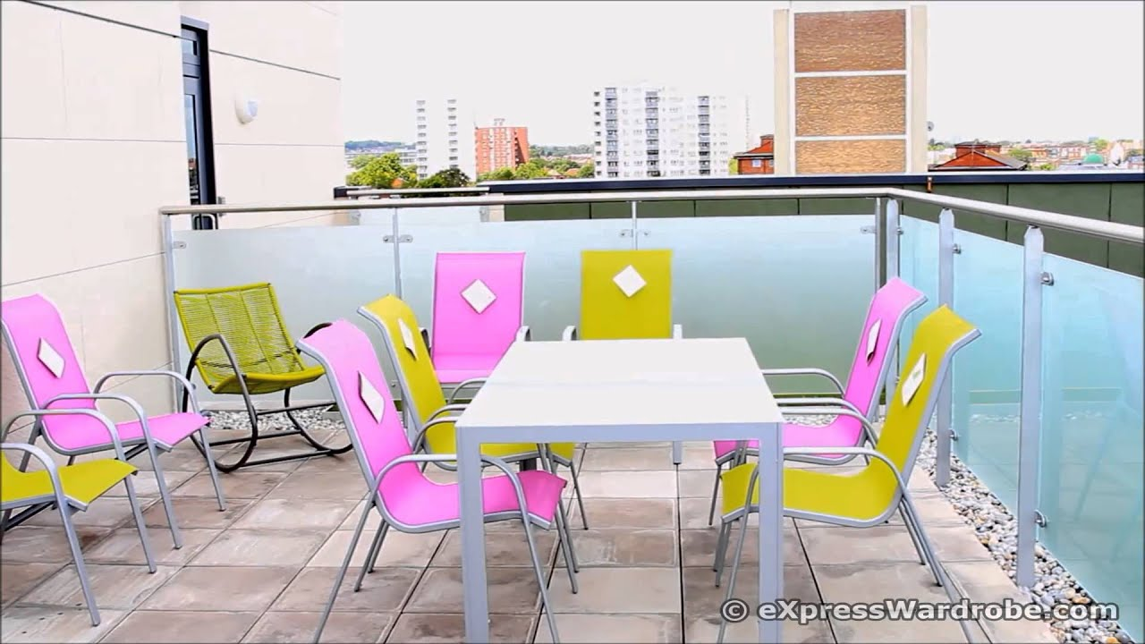 B Q Blooma Garden Furniture Design Youtube