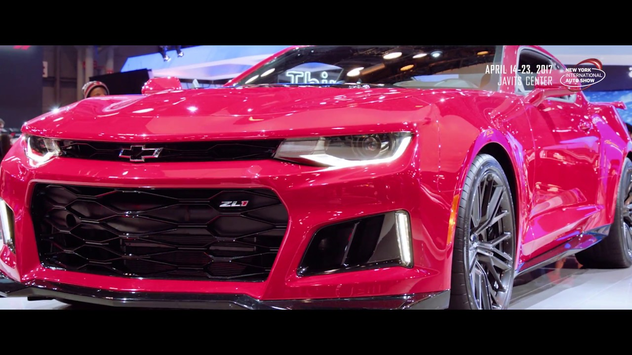 What's Your Drive? | 2017 New York International Auto Show