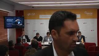 3 частина прес-конференції «Фінансова безпека: методологічне, правове та інституційне забезпечення»