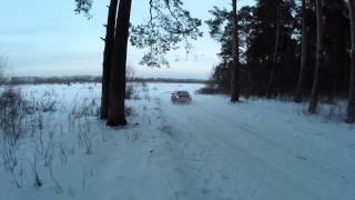 Ралли Ауди Клуб Киров Audi A4 B6 Quattro Start(ak43.ru., 2016-01-17T14:18:52.000Z)