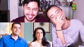 MIND THE MALHOTRAS   Cyrus Shaukar   Mini Mathur   Amazon Prime   Trailer Reaction!