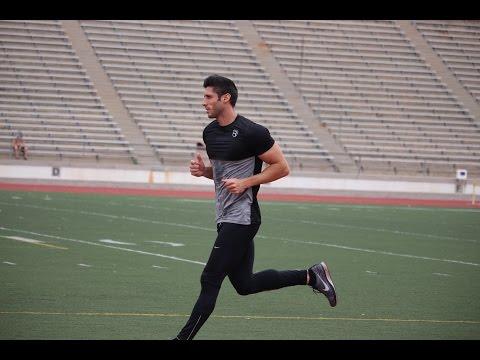 Track Sprinter Off Season Workout
