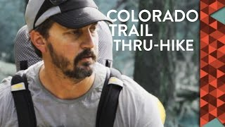 Backpacking The Colorado Trail - Teaser