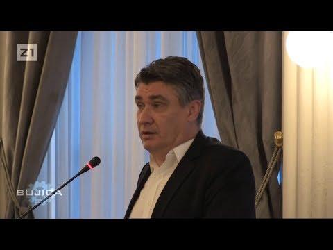 BUJICA 17.06.2019. Željko Sačić i Pero Kovačević: MILANOVIĆ I KOLINDA SU ISTI; POBIJEDIT ĆE ŠKORO!