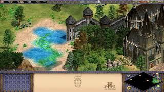 【実況】Age of Empires 2 フランシスコ デ アルメイダ 旧世界 簡単