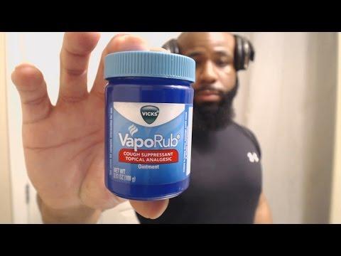Cool Tips/Tricks Using Vicks Vapor Rub | Menthol