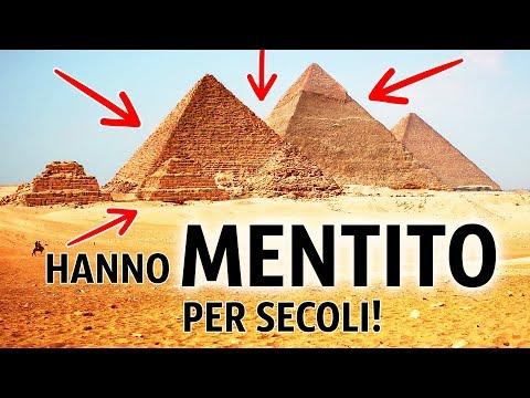 Il vero scopo delle piramidi è finalmente stato scoperto!