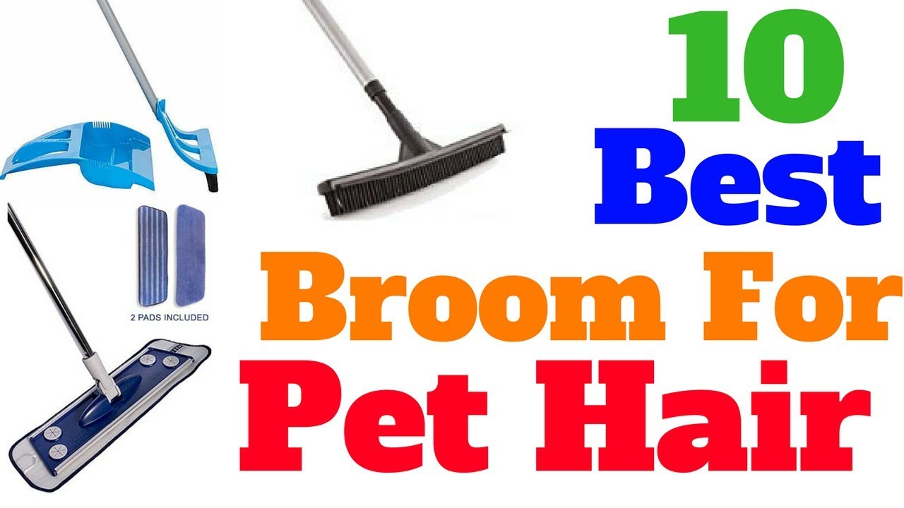 Top 10 Best Broom For Pet Hair Youtube