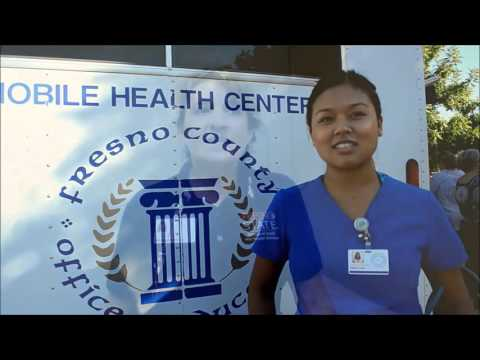 Fresno State Community Health Mobile Nursing Unit