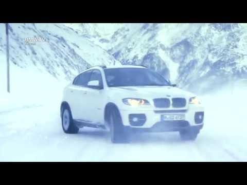 BMW xdrive Demonstration