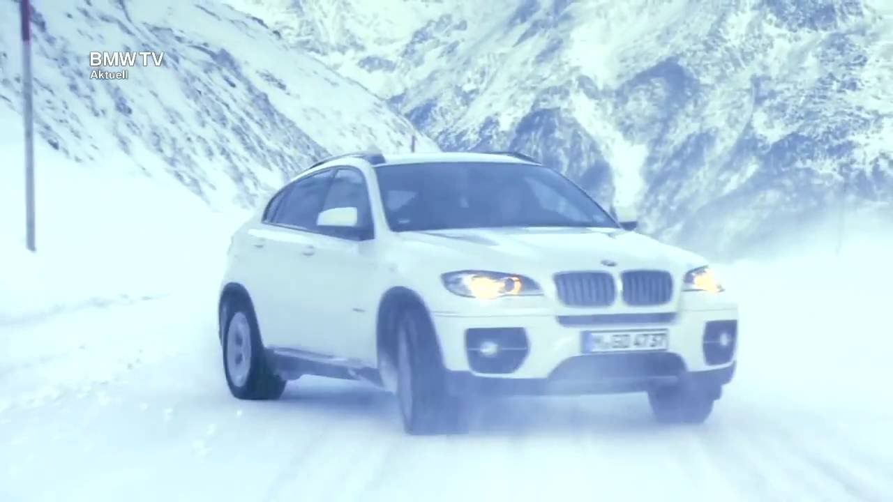 What Is Bmw Xdrive Bmw Xdrive Demonstration Youtube