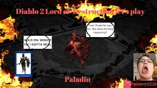 [Diablo 2 LOD Paladin Let's Play] [Episode 4: Aggressive clicking]