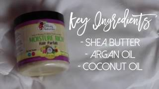 How To Twistout for Dry Hair ft. Alikay Naturals