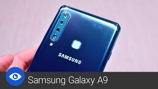 Samsung Galaxy A9 (první pohled)