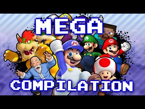 SMG4 MEGA COMPILATION | 5 years of retardedness
