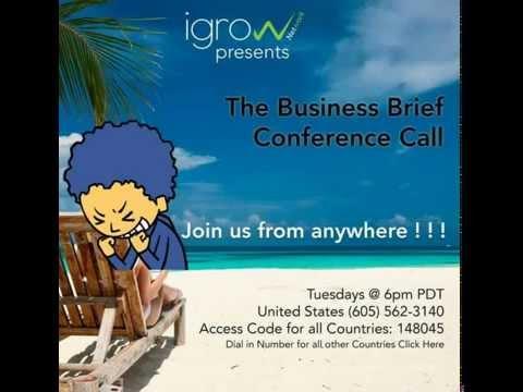 iGrow Network Business Brief 360
