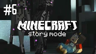 A HERD OF ENDERMEN! - MINECRAFT STORY MODE (EP.6)