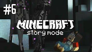 A HERD OF ENDERMEN! - MINECRAFT STORY MODE (EP.6)