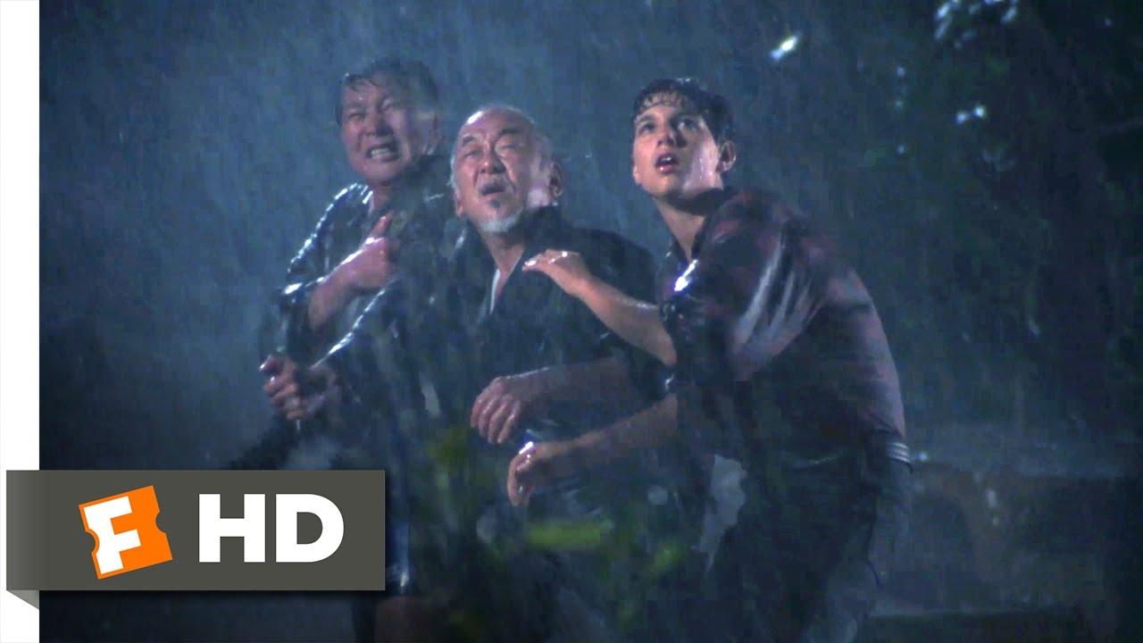 Download The Karate Kid Part II - Daniel's Daring Rescue Scene (8/10) | Movieclips