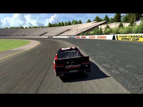HotLaps Ep. 12: New Hampshire Motor Speedway - August 6, 2013