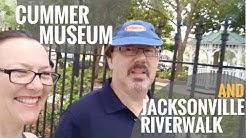 Cummer Museum Riverwalk Jacksonville FL [Travlog Ep 25]