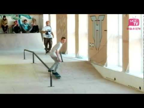 Скейтборд финал 2 попытка @SibSub