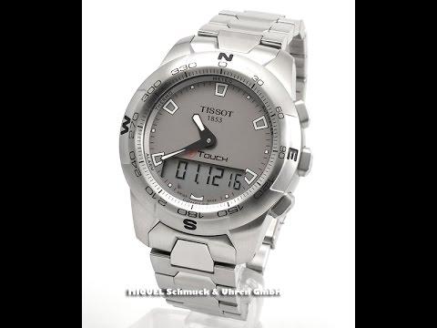 Tissot T-Touch II Ref. T047.420.11.00 (FM10846)