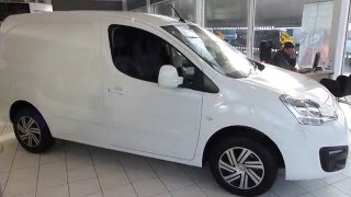 Van of the Week - Citroen Berlingo(Van of the Week Citroen Berlingo FROM ONLY £34 PER WEEK Available with: - Air Con - Rear Parking Sensors - Sat Nav - Bluetooth & much more Contact our ..., 2016-01-15T16:58:57.000Z)