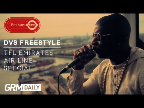 DVS Freestyle | Tfl Emirates Air Line Special [GRM DAILY]
