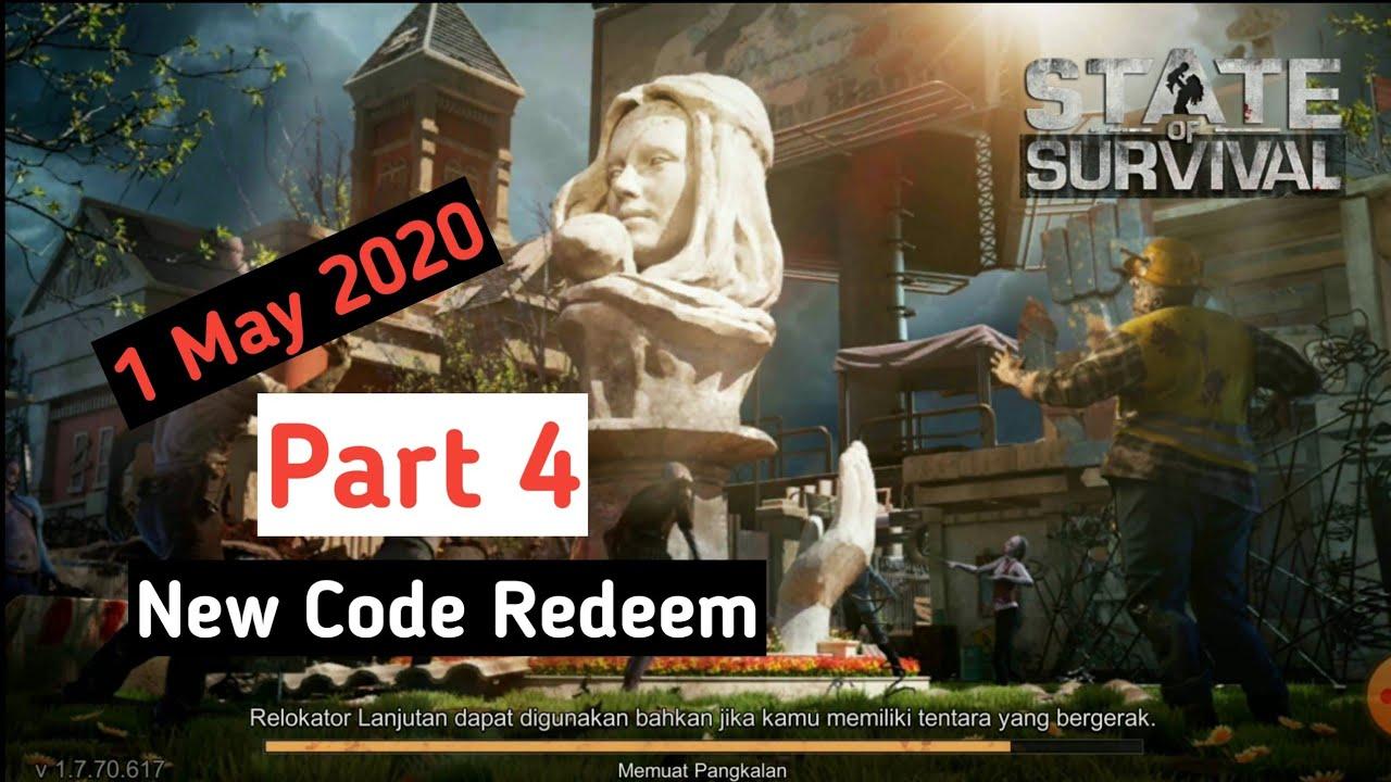 Code Redeem State of Survival Terbaru (1 Mei 2020) Part 4 ...