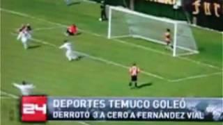 Deportes Temuco 3 - Fernández Vial 0