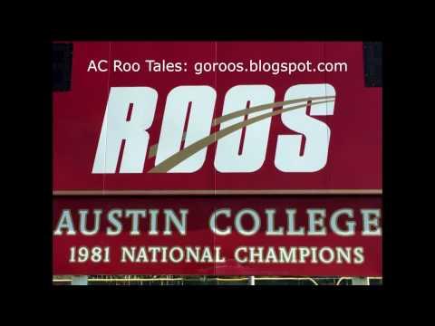 Austin College Kangaroos: 1981 NAIA National Champions