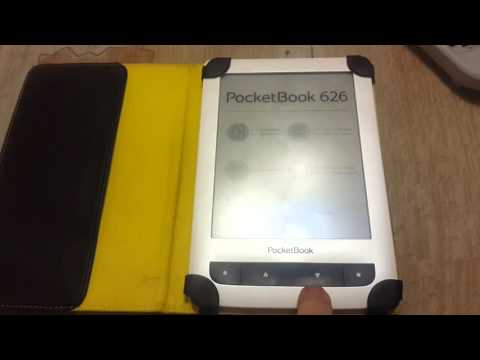 Pocketbook 626 - не включается, не заряжается, как прошить.