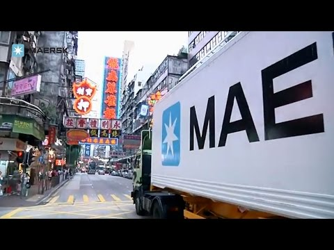 Maersk Line Asia full HD