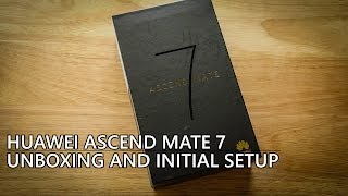 Huawei Ascend Mate 7 Review Videos