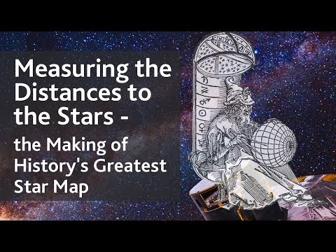 Measuring the Distances to the Stars - the Making of History's Greatest Star Map | Michael Perryman