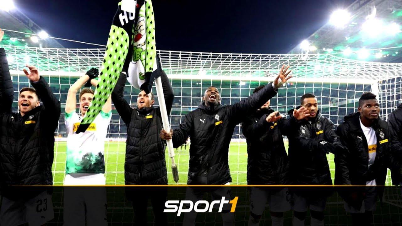 Immer wieder die Fohlen: Bayern-Schreck Gladbach | SPORT1