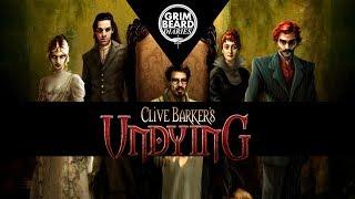Grimbeard Diaries - Clive Barker